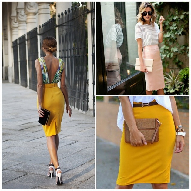 tight-skirt-with-a-high-waist